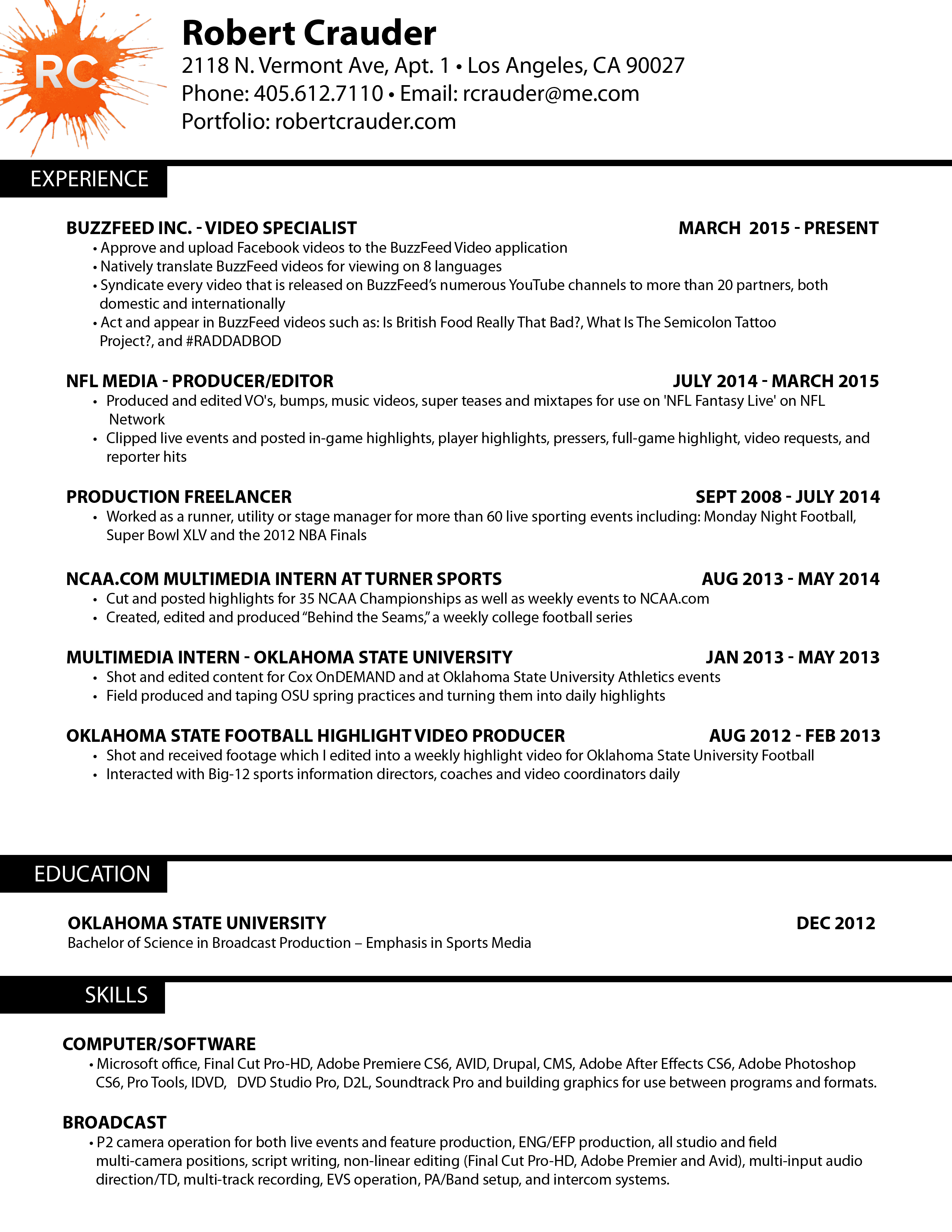 sle resume for it professional with experience basic
